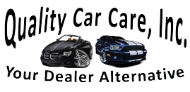 Quality Car Care Logo